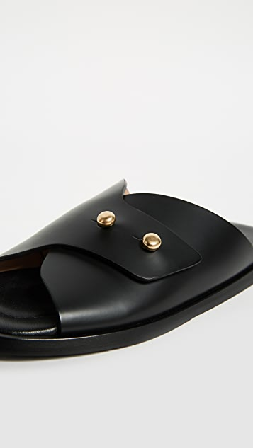 Acne Studios Jilly Slides