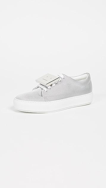 Acne Studios Adriana Mesh Sneakers