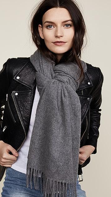Acne Studios 加拿大开司米羊绒窄围巾