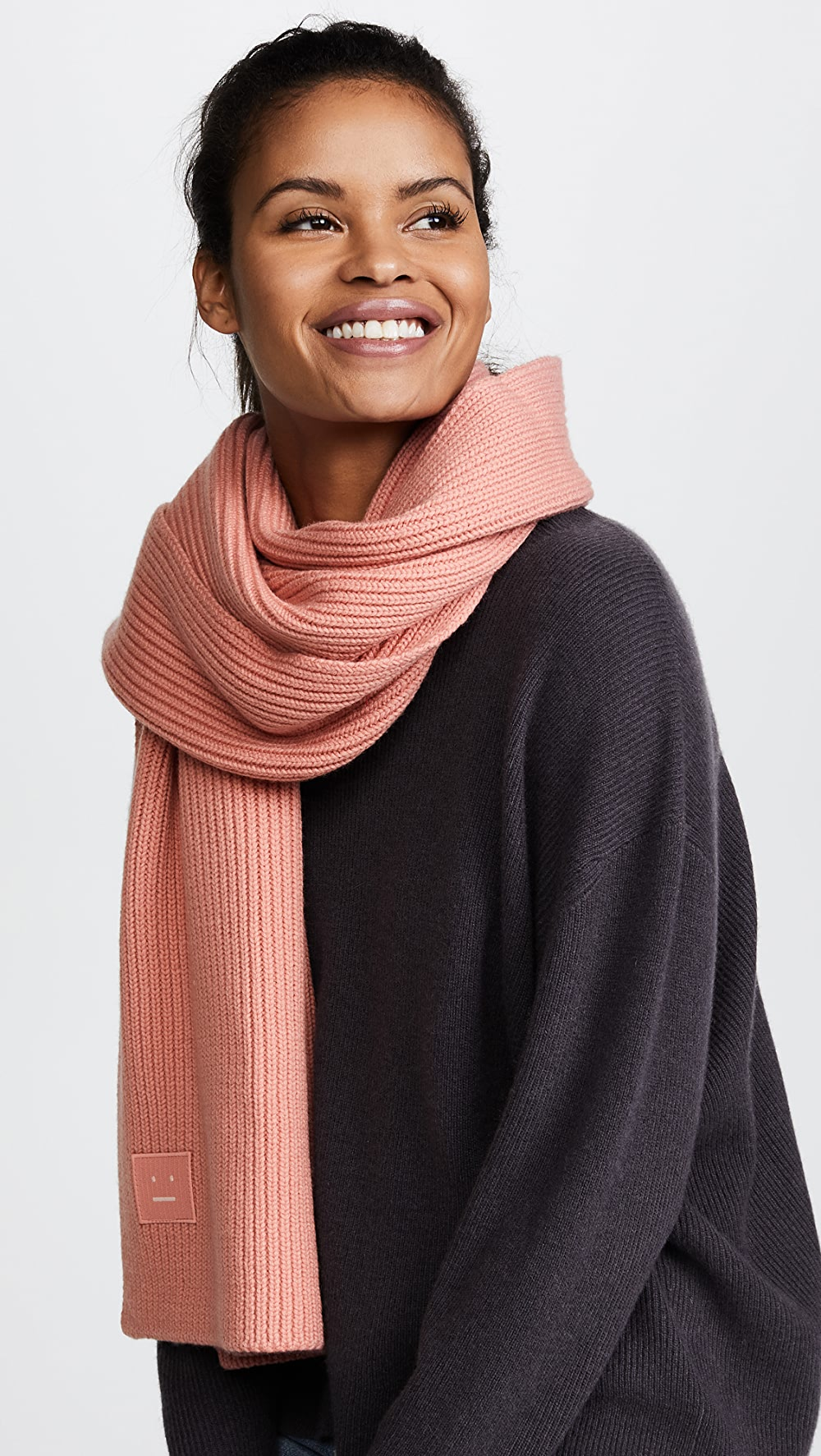 Aggressive Acne Studios - Bansy S Face Scarf Great Varieties
