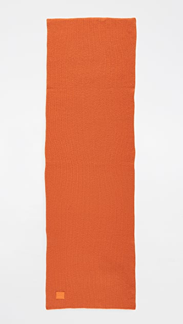Acne Studios Bansy S Face Scarf