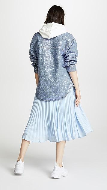 Acne Studios Raehmon Sequin Shirt