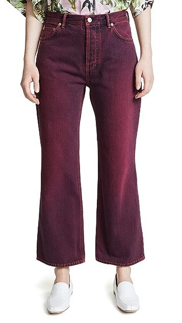 Acne Studios Taguhy Jeans