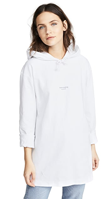 Acne Studios Lilly Hooded Pullover