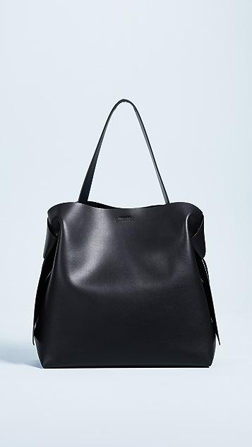 Acne Studios Musubi Maxi Bag - Black