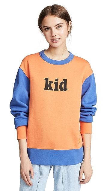 Acne Studios Contrast Sweatshirt