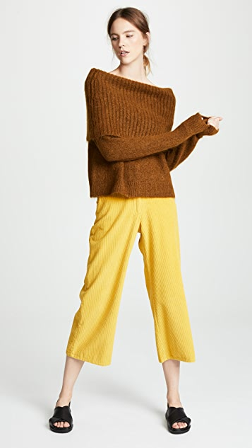 Acne Studios Foldover Sweater