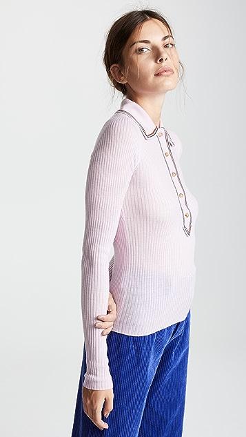 Acne Studios Collared Sweater