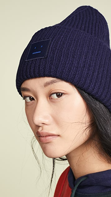Acne Studios Шляпа Pansy L Face
