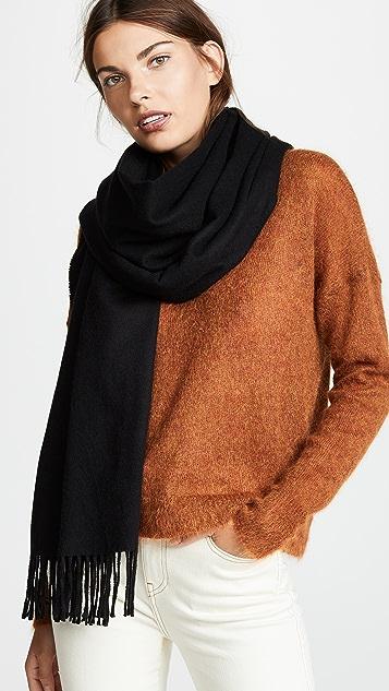 Acne Studios 加拿大开司米羊绒围巾