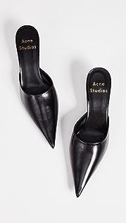 Acne Studios 穆勒浅口鞋