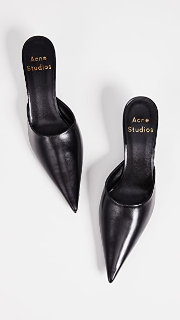Acne Studios Mule Pumps