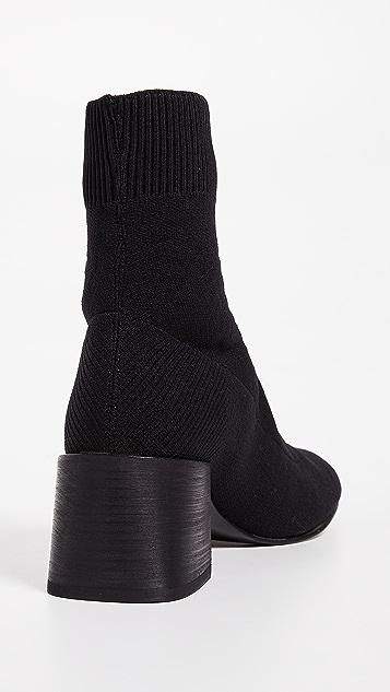 Acne Studios Knit Booties