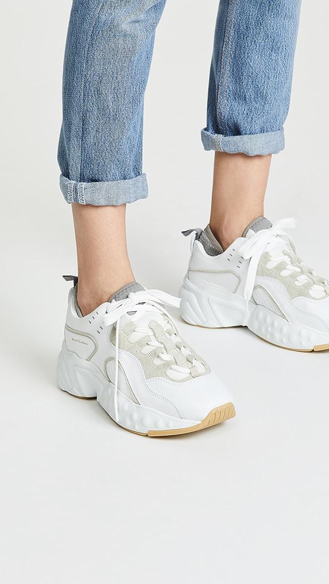 Acne Studios Manhattan Sneakers | SHOPBOP