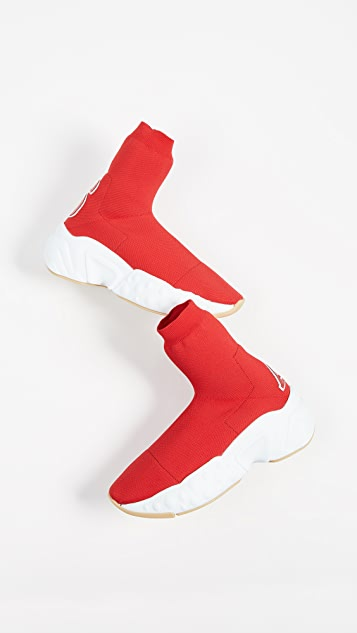 Acne Studios Tall Sock Sneakers