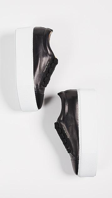 Acne Studios Drihanna Logo Sneakers