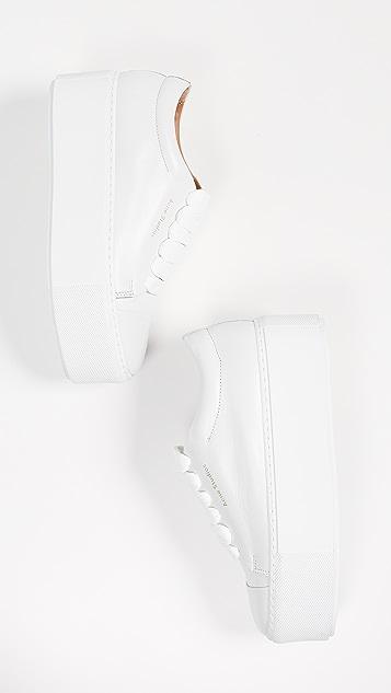 Acne Studios Drihanna 徽标运动鞋