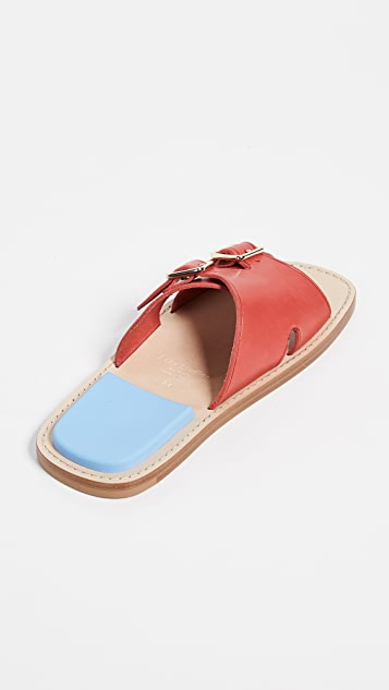Acne Studios Bibbi 便鞋