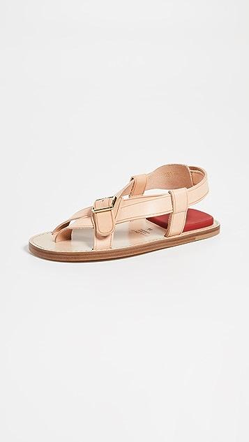 Acne Studios Biana Sandals