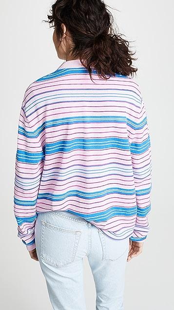 Acne Studios Nimah Stripe Sweater