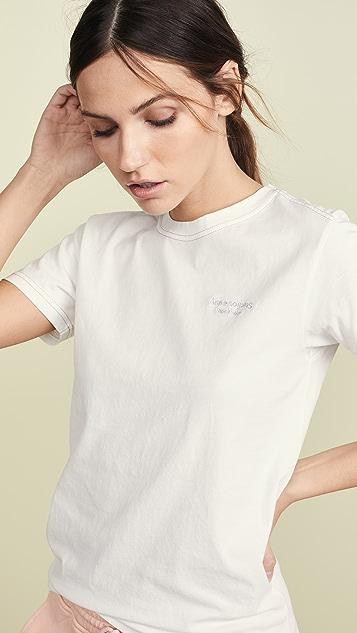 Acne Studios Wanda 水洗 T 恤