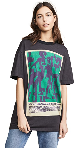 Acne Studios Esmeta 70s T 恤
