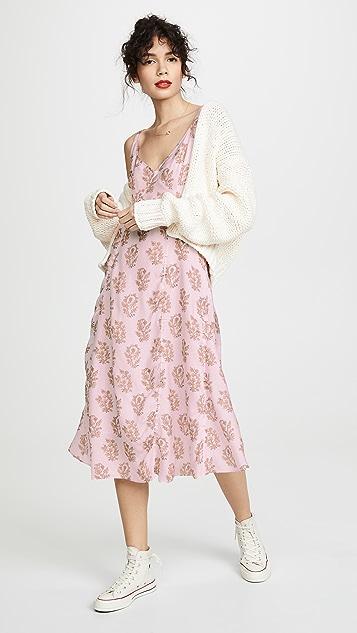 Acne Studios Darcie Flower Dress