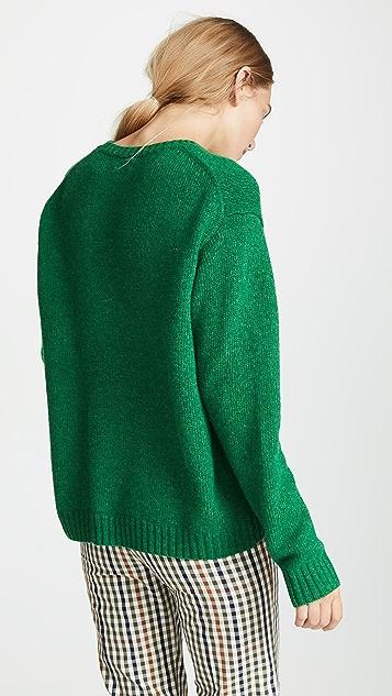 Acne Studios Шерстяной свитер Samara