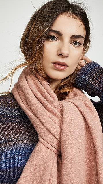 Acne Studios Узкий кашемировый шарф Canada