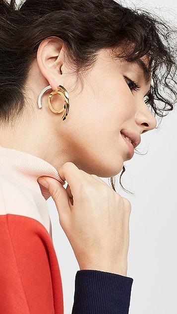 Acne Studios Alanna Single Earring