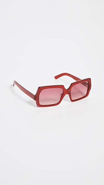 Acne Studios George Large Sunglasses