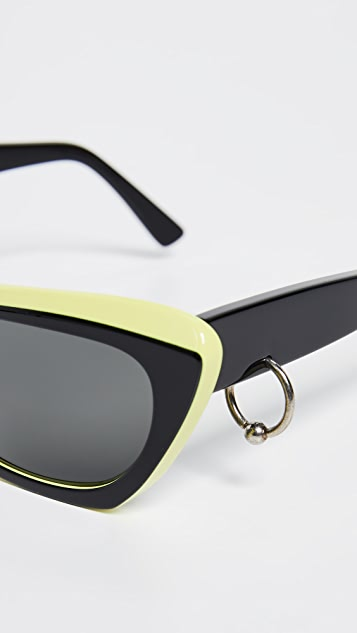 Acne Studios Солнцезащитные очки Azalt