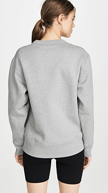 Acne Studios Fairview Face Sweatshirt