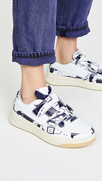 Acne Studios Sneakers Steffey Map Sneakers