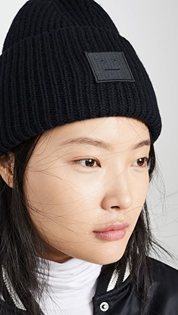 Acne Studios Шапка Pansy N Face