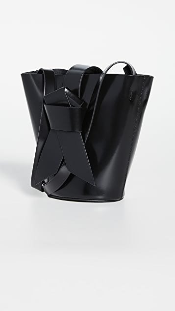 Acne Studios Musubi Shiny Bucket Bag
