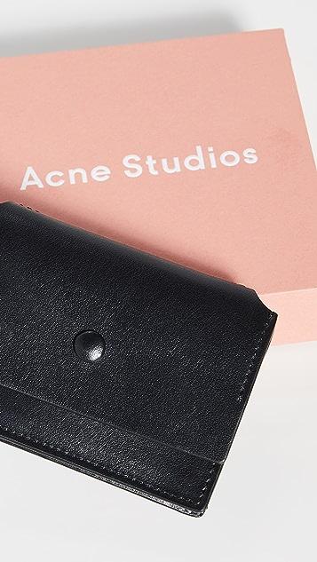Acne Studios 大号零钱包