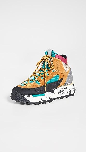 Acne Studios Bertrand W 登山运动鞋
