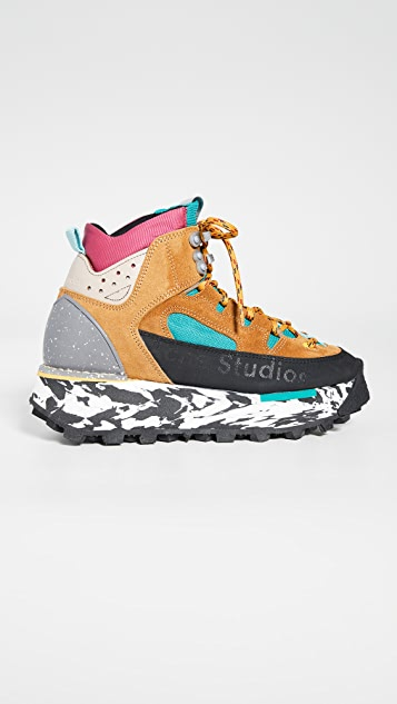 Acne Studios Bertrand W Hiking Sneakers