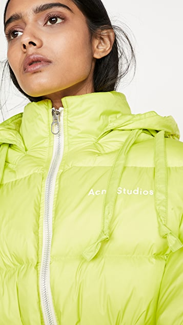 Acne Studios Down Jacket Outerwear
