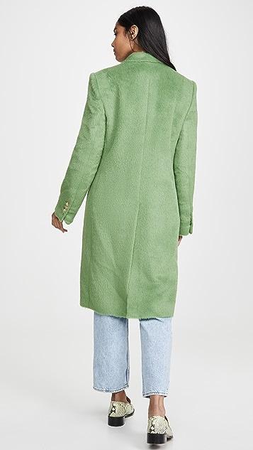 Acne Studios Верхняя одежда из шерсти альпака Onita Hairy