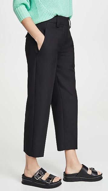 Acne Studios 西装裤子