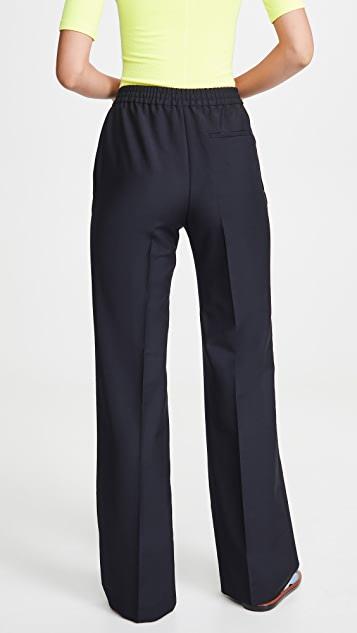 Acne Studios Pammy Wo Mo Trousers