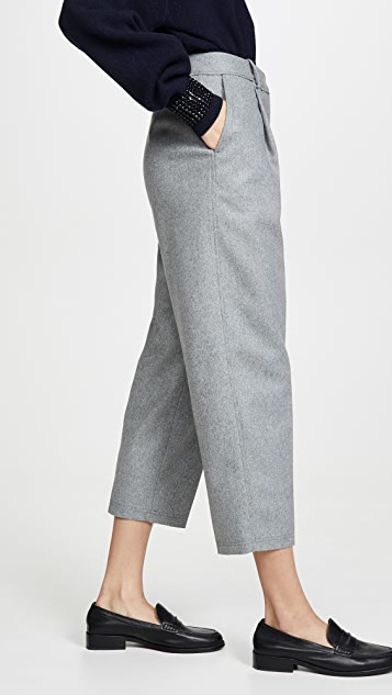 Acne Studios Flannel Trousers