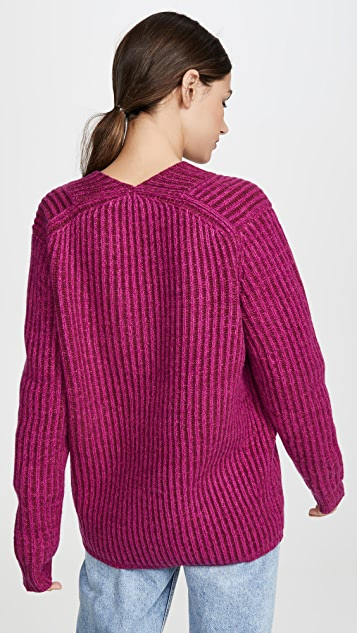 Acne Studios Keborah Wool Sweater