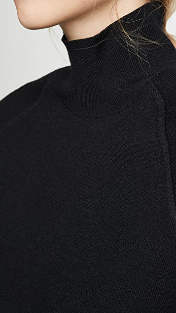Acne Studios Свитер Kelenor Compact из мериносовой шерсти