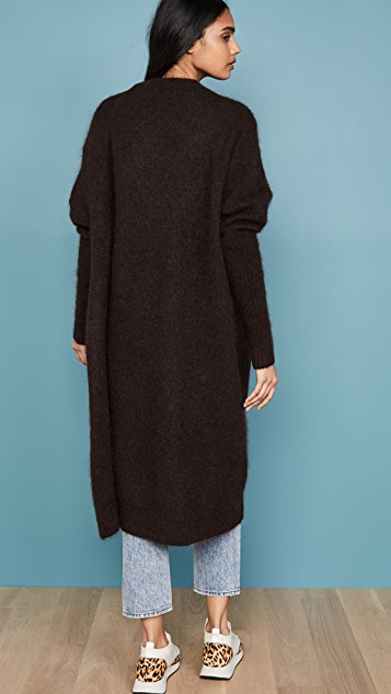 Acne Studios Raya Mohair Knitwear
