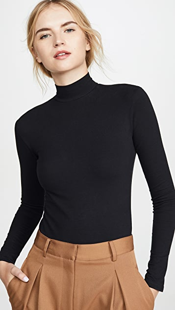 Acne Studios Emargaret Peached T-Shirt Bodysuit