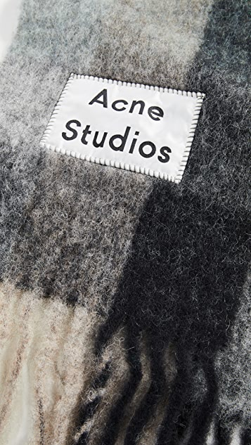 Acne Studios Vally 围巾