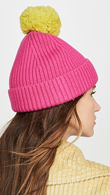 Acne Studios Jay Badge Hat